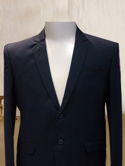 BLUE MINIMET FORMAL SUIT