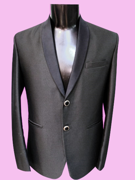 GREY FORMAL TUXEDO SUIT
